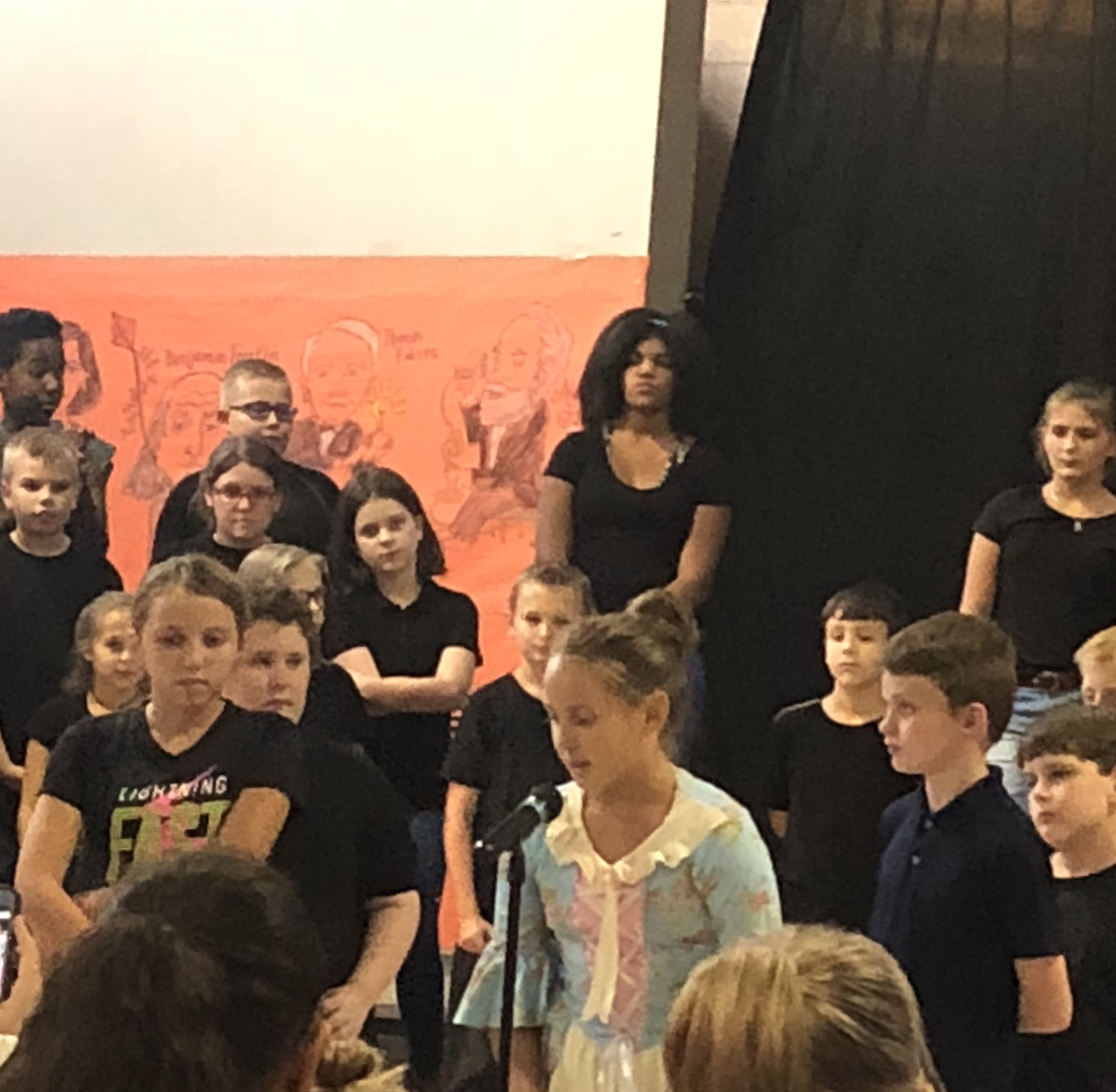 5th grade music program